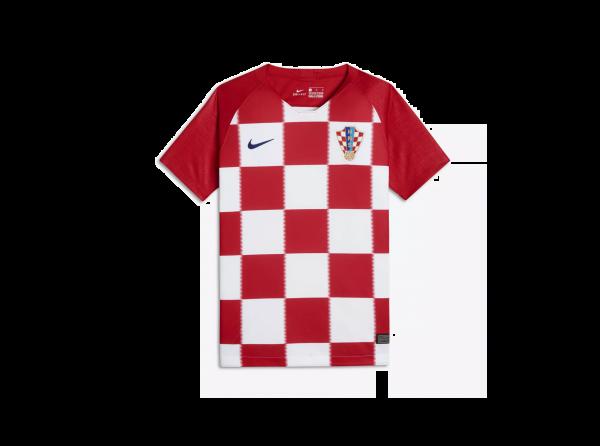 Kroatien Heimtrikot 2018