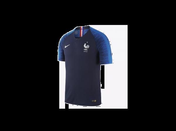Frankreich Heimtrikot 2018