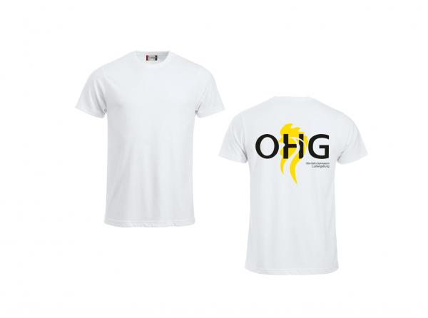 OHG - Kids T-Shirt weiß