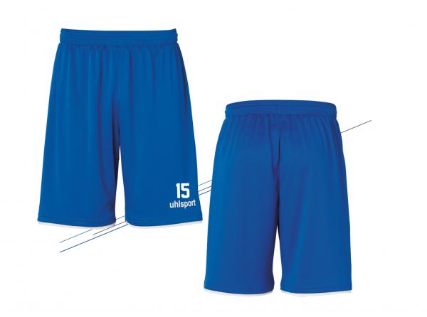 SGV Freiberg - Club Short Blau