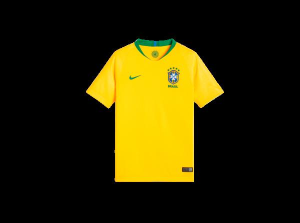 Brasilien Heimtrikot 2018