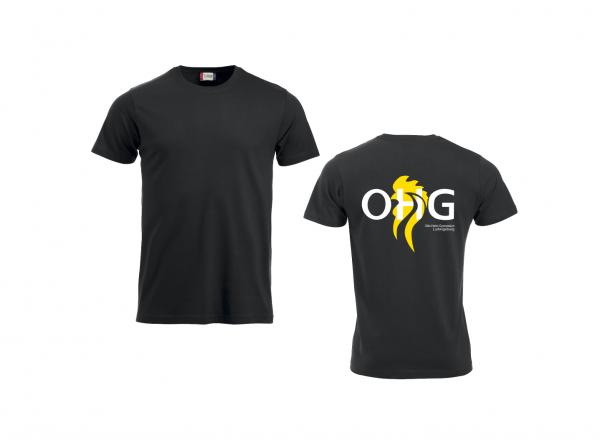 OHG - Schüler T-Shirt schwarz