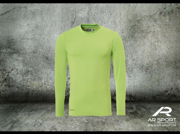SGV Freiberg - Spiel/Trainingunterziehshirt-flashgreen