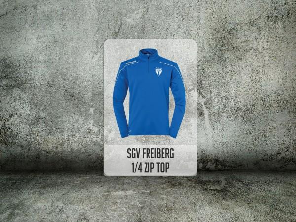SGV Freiberg - 1/4 Zip Top