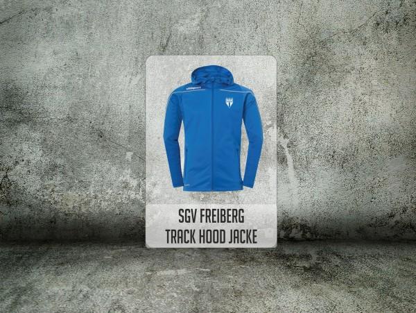 SGV Freiberg - Track Hood Jacke