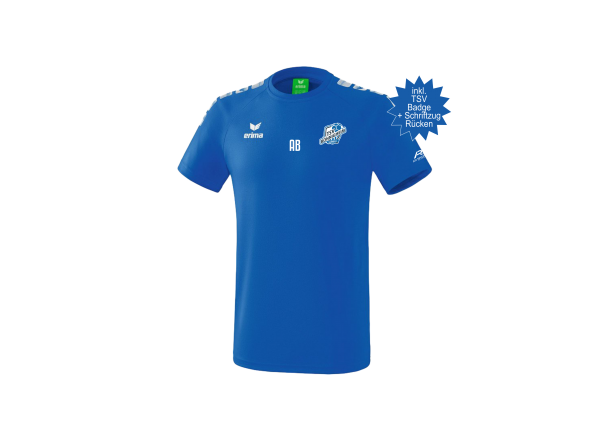 Trainingsshirt Kids Baumwolle Unisex