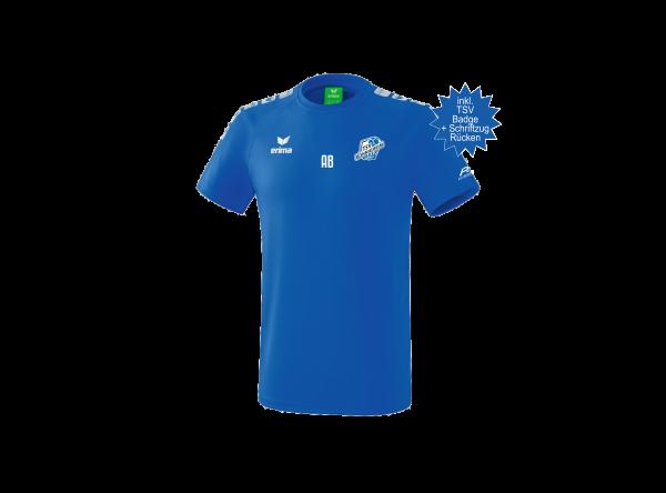 Trainingsshirt Baumwolle Unisex